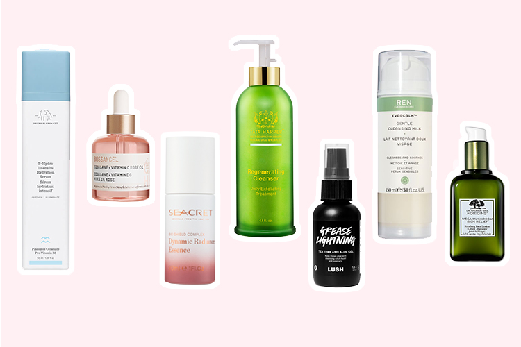 clean ingredients products